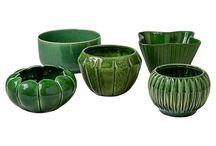 Yeşilli dekorasyon