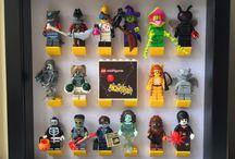Lego Storage / lego storage, lego organizer, lego storage solution, organizing ideas, lego brick storage, lego storage boxes, lego storage containers for lego organizer. Lego sort and store.