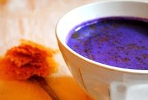 Zuppe,vellutate e minestre.