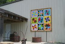 Barns & Barn Quilts