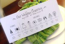 Wedding ideas / by Cindy Gorman