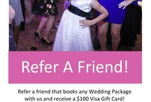 Fabulous Weddings!  Photography, venues, flowers, wedding planning and more!