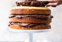 Cakes, Kaker / Internettadresse står under bildet