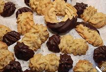 christmas / Christmas food and recipes and cookies