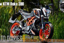 Moto Diaries