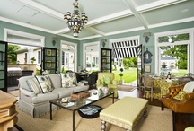 Living rooms / by Kathy Wilke Oaks