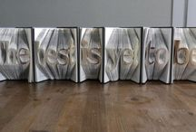 Artist Incredibly Folds Book Pages Into Amazing Sculptures
