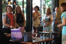Wystone's Teas Events / Tea parties and events held and catered by Wystone's World Teas in Lakewood, CO.
