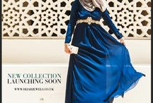 Hijab Jewels Clothing Collection