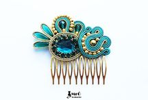 Soutache  Shibori - amazing jewelry
