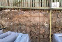 Retaing wall