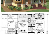 Brick by brick / House plans