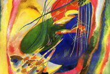 DER BLAUE REITER - Kandinsky