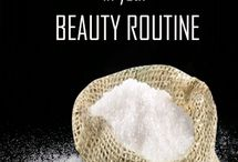 Beauty routines