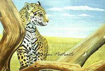 Animals and Wildlife Art