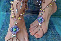 adornos pies