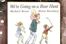 book nook: We're Going on a Bear Hunt