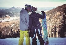 Riding the Snow / Scatti, video e news del mondo della polvere Sci Snowboard e altro ancora