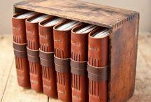 Кожаные блокноты / о кожаных блокнотах, кэп! ))