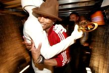 Pharrell's GRAMMY Moments / by The GRAMMYs