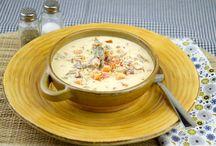 Soups- LC / Low carb soups