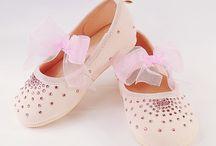 Swarovski Baby Shoes