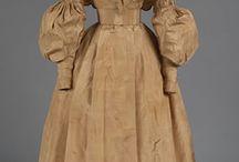 Fashion - 1820's & 30's / by Nina Rivas