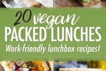 Vegan lunches