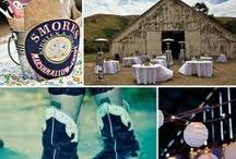 Wedding ideas / by Erica Morgan