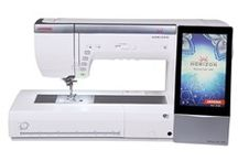 Janome Machines / Janome Sewing, Quilting, Embroidery Machines and Sergers available at Bob's