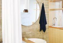 Baths...