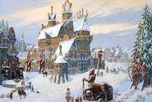 Visionary Art of Vsevolod Ivanov