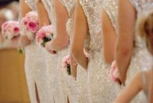 Beautiful bridesmaids dresses / by Training Your Best Friend