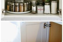 Kitchen organizing ideas!