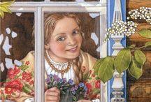 """Моя сказка баба Яга и прочие -  интерьерные игрушки / Здесь и мои игрушки (только мои на доске """"СКАЗКА В ИНТЕРЬЕР Interier_ukrasim""""), очень нравится шить сказочных персонажей. В доме теплее с ними. #баба_яга  #интерьерные_игрушки  #подарок ,  #сказочные_персонажи  #ручная_работа"""