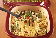 Pampered Chef Deep Covered Baker Recipes