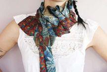 Nyakkendő sálak ékszerek