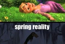 Disney 4ever / my childhood could be explained in that way^.^  ...