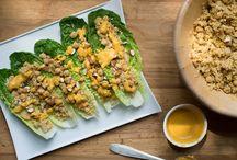 Nearly Vegan - Salads