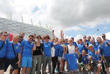 IP Dream Team Mondiali 2014 (Brazil, June 18-25, 2014) / IP Dream Team Mondiali 2014 (Brazil, June 18-25, 2014) With Triumph Group International http://www.triumphgroupinternational.com