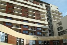 Budynki wielorodzinne - Profile balkonowe na balkony półokrągłe oraz balkony proste. / Realizacje w których zastosowano nasze profile balkonowe.