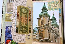 Travel Journal Inspiration