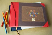 Travel Journals · Adventure Notebooks · Our Adventure Book / Hand bound by Transient Books