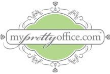 My Pretty Office / My Pretty Office™ is a division of Twist Office Products. We specialize in pretty office supplies and decorative desk accessories. Work Never Looked So good!™