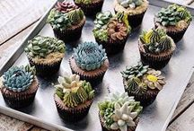 Nature Inspired Cakes