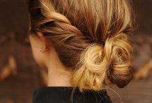 hairstyles / by Melanie Cantelmo