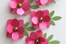 Flowers-Paper