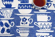 Blue /Tea