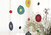 Ganchillo / prendas y complementos realizados con ganchillo y utilizando diferentes materiales