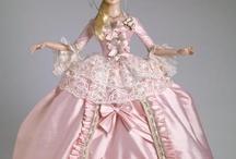 인형 드레스